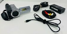 Sony Handycam DCR-SR85 HDD 25x Optical Zoom W/ Cables Very Nice