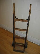 ANTIQUE TROLLEY CART