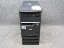 HP Compaq d220 Mini Tower MT PC Intel Pentium 4 2.66GHz 512MB RAM 40GB HDD CD/FD