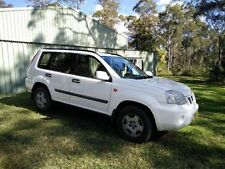 Nissan X-Trail Private Seller Manual Passenger Vehicles