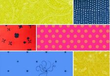 ALISON GLASS FABRICS for Andover Fabrics - Fat Eight Bundle
