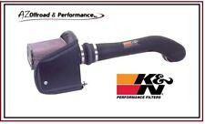 K&N FIPK 57 Series Air Intake System 03-07 Hummer H2 6.0L V8