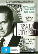 WALL STREET - 20th ANNIVERSARY EDITION - Movie and Bonus Disc - 2 DVD Pack