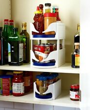 New  Sterline Large Roto Caddy for Home Organization Sauce Jars/Cans/Cups