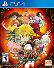 SEVEN DEADLY SINS:KNIGHTS PS4 GAME NEUF