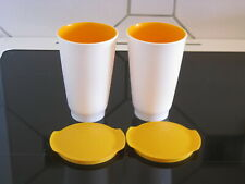 Tupperware       Allegra Cups               2 x 450 ml