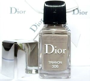 Christian DIor DIOR Vernis Nail Color 306 Trianon New