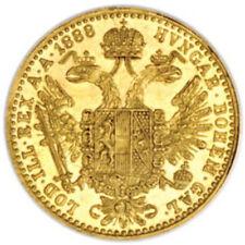 1 Ducat Austrian/Dutch Gold Coin (Varied Year, Condition)
