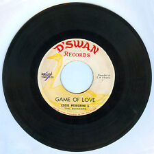 Philippines EDDIE PEREGRINA & THE BLINKERS Game Of Love OPM 45 rpm Record