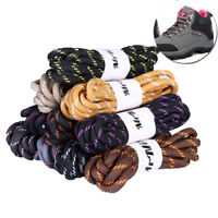 Outdoor Walking Boot Hiking Long Strong Round Laces Bootlaces Shoelaces Gym
