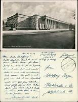 Ansichtskarte München Haus der Deutschen Kunst gel Feldpost 2. WK 1940