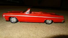 1963 Oldsmobile Starfire promo model car. 63 Olds. promotional. Convertible.