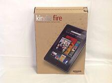 """Amazon Kindle Fire - 7"""", 8GB, Wi-Fi, (Black) - D01400 - New"""