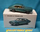 1:18 Biante - 1971 Holden LC Torana GTR - Aqua Metallic LE 1,008 NEW IN BOX