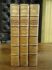 Specimens of Early English Metrical Romances Ellis 1811 Moyen-Age Demi Veau