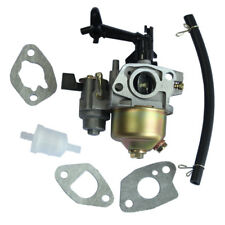 for HONDA GX160 5.5HP GX200 16100-ZH8-W61 W/ Fuel Pipe & Gasket Carburetor Carb