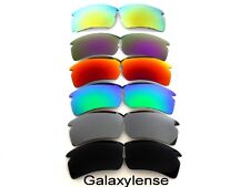 Replacement Lenses For Oakley Flak 2.0 XL Black&Silver&Green&Red&Purple&Gold