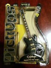 PickUps BB King Epiphone Lucille minature guitar replica NIB