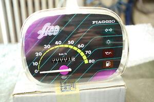 Piaggio Free 50 Fl FCS2T Compte-Tours 297808 Tachilometro Habitacle Odomètre
