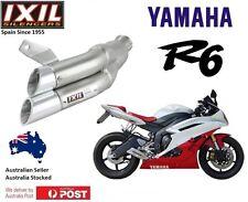 Yamaha YZF-R6 R6 2015-2016-2017-2018 IXIL L2X Slip-on Performance Exhaust