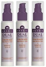 Aussie Dual Personality COLOURED HAIR PROTECTION + SHINE Serum 3 x 75ml