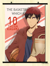 "8""*12"" Home Decor Japan Anime Kuroko no Basket Cosplay Wall Poster Scroll 154"