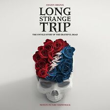 Grateful Dead - Long Strange Trip Soundtrack (NEW 2 x CD)