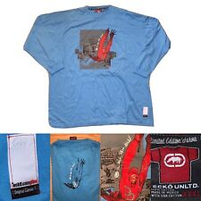 Y2K Men's Ecko Unltd The Black Rhino Exhibit Daredevil Marvel T-Shirt 3XL A48