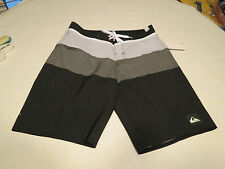 Quiksilver boardshorts 38 board swim shorts trunks Men's Sunset Futrue 38x20 NEW