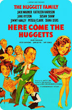 Her comes the Huggets. Classic British movie.Jack Warner,Kathleen Harrison.