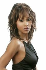 FLIRT - MOTOWN TRESS LONG WAVY SYNTHETIC HAIR WIG WITH BANG