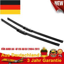 Scheibenwischer Set für Audi A4 B6 8E / B7 8H / A6 C5 Typ 4B - Flachbalken Satz