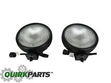 05-06 JEEP WRANGLER FOG LIGHT LAMP REPLACEMENT SET OF 2 NEW MOPAR GENUINE