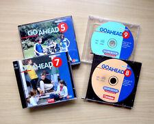 GO AHEAD Lernkontrollen Workbook CD Englisch Realschule Lehrersoftware 5 7 8 9