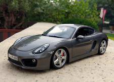 1/18 Porsche original manufacturer, porsche Cayman S car alloy model