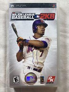 MLB The BIGS and MLB Major league baseball 2k8 PSP Complete CIB