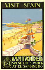 "Tt1 Vintage Cleethorpes Viajes Turismo Poster A3 17 /""x12/"""
