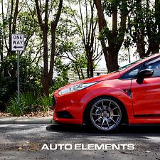2013-2016 Ford Fiesta ST MK7 Front Splitter