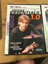 Tommy Igoe Groove Essentials Dvd 1&2