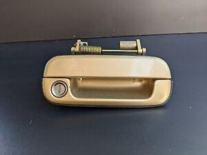 🔥1991-1995 ACURA LEGEND COUPE PASSENGER EXTERIOR DOOR HANDLE GOLD OEM DH9