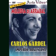CARLOS GARDEL - TANGO - MELODIA DE ARRABAL - ORIGINAL DVD