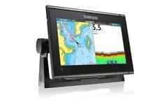 "Simrad GO9 Xse 9"" Plotter Transducer C-Map Insight Pro Simrad 000-13211-001"