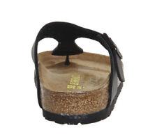 Sandalias y chanclas de mujer negro Birkenstock, Talla 39