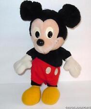 VINTAGE Plush MICKEY MOUSE DOLL Disney 1970's? Disney