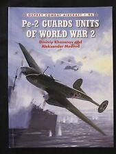 Osprey Book: Pe-2 Guards Units of World War 2 - Combat 96