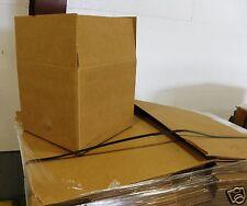 25 pack) 13 x 13.75 x 11.25 Shipping Box Corrugated Cardboard Brown Packing Box