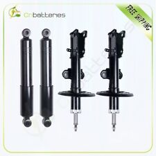 Front and Rear Shocks and Struts for 2008-2014 Dodge Grand Caravan