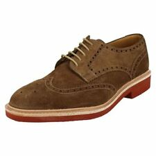 Brogues Suede Shoes Loake for Men