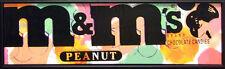 "Steve Kaufman""M&M's"" Peanut Unique Serigraph on Canvas Hand Signed Make an Offer"