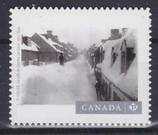 Canada 2014 #2760 Canadian Photography–2 (La ville de Québec) - die cut Unused